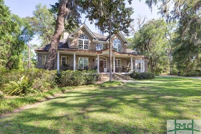 1 Bluff View Drive, Richmond Hill, GA 31324 (MLS #181349) :: The Arlow Real Estate Group