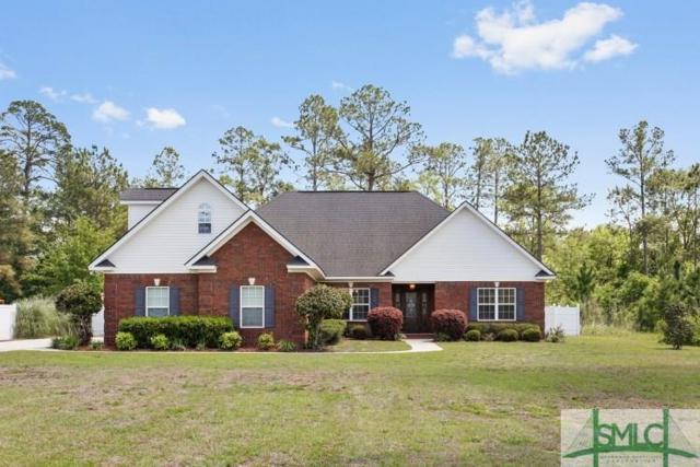 215 Zittrouer Road, Guyton, GA 31312 (MLS #181355) :: Coastal Savannah Homes