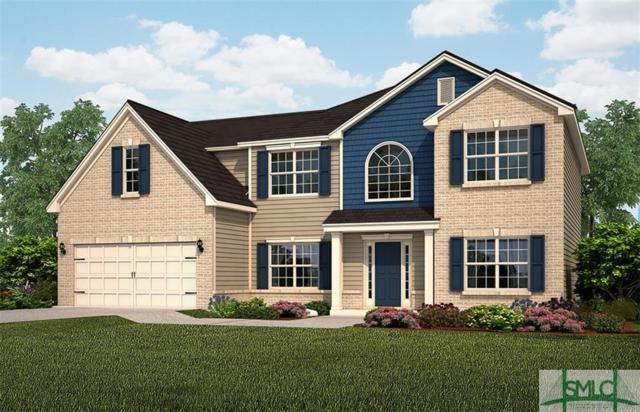 24 Teal Lake Drive, Savannah, GA 31419 (MLS #181378) :: The Arlow Real Estate Group