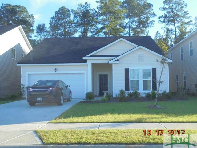 103 Crystal Lake Drive, Savannah, GA 31407 (MLS #181383) :: The Arlow Real Estate Group