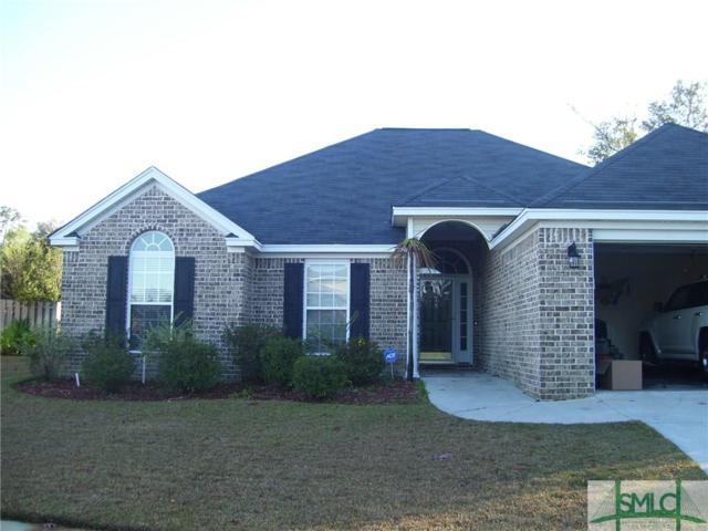 15 Ledgestone Lane, Savannah, GA 31419 (MLS #181389) :: The Arlow Real Estate Group