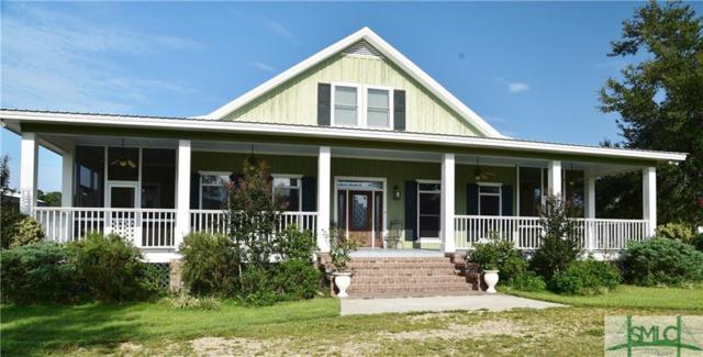 1600 Arcola Rd, Pembroke, GA 31321 (MLS #181398) :: Coastal Savannah Homes
