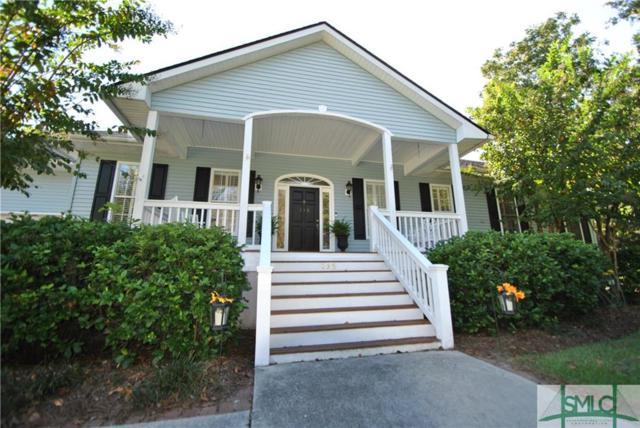 156 Penrose Drive, Savannah, GA 31410 (MLS #181445) :: Coastal Savannah Homes