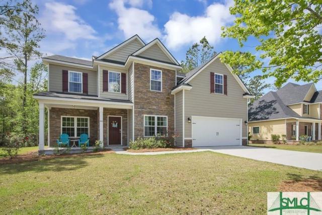 460 Dalcross Drive, Richmond Hill, GA 31324 (MLS #181452) :: Teresa Cowart Team