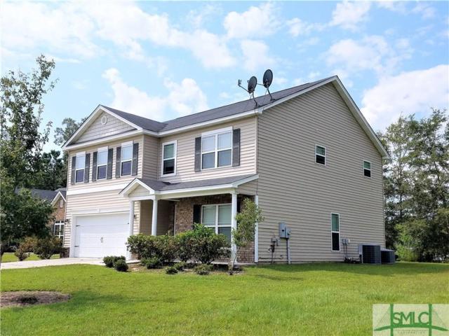 204 Carlisle Way, Savannah, GA 31419 (MLS #181505) :: Teresa Cowart Team