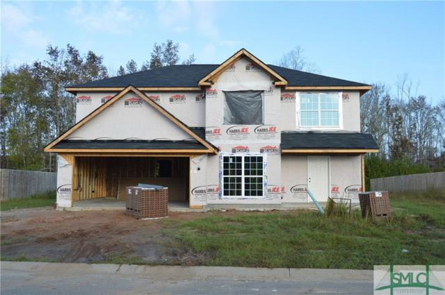 78 Oak Harvest Ridge, Midway, GA 31320 (MLS #181511) :: Teresa Cowart Team