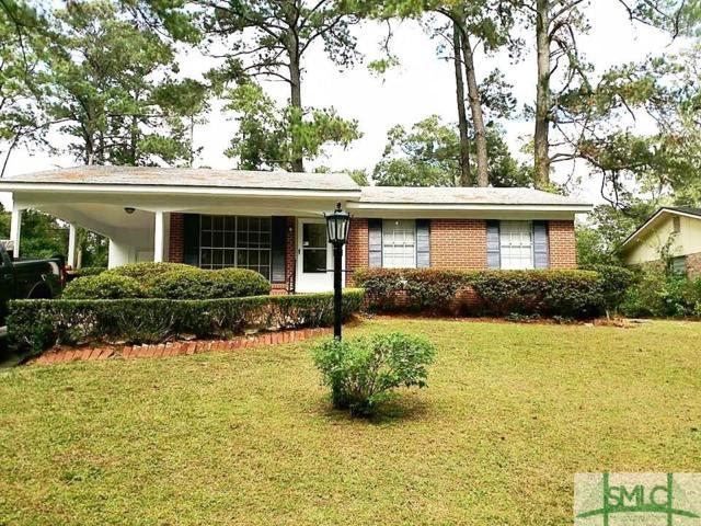 50 Skyline Drive, Savannah, GA 31406 (MLS #181540) :: Teresa Cowart Team