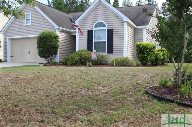189 Old Pond, Pooler, GA 31322 (MLS #181542) :: Teresa Cowart Team