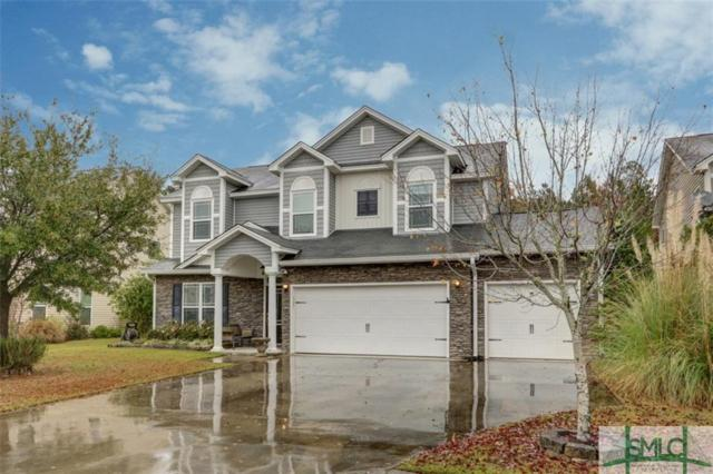 34 Melody Drive, Pooler, GA 31322 (MLS #181560) :: Teresa Cowart Team
