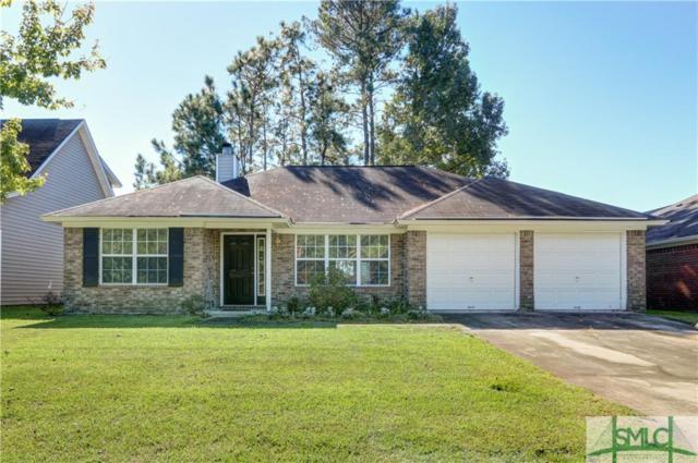26 Bluelake Boulevard, Pooler, GA 31322 (MLS #181676) :: Coastal Savannah Homes