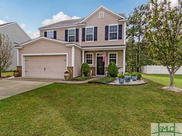 83 Coopers Lane, Pooler, GA 31322 (MLS #181687) :: Coastal Savannah Homes