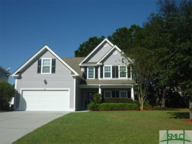 69 Gateway Drive, Pooler, GA 31322 (MLS #181707) :: Coastal Savannah Homes
