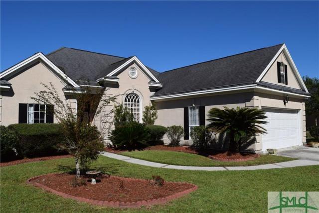 11 Barons Way, Savannah, GA 31419 (MLS #181741) :: Coastal Savannah Homes