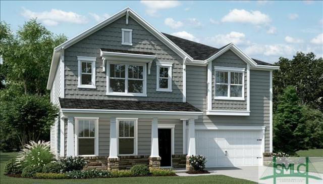 104 Safari Trail, Pooler, GA 31322 (MLS #181782) :: The Arlow Real Estate Group