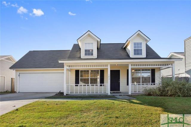 103 Countrywalk Circle, Savannah, GA 31419 (MLS #181794) :: Coastal Savannah Homes