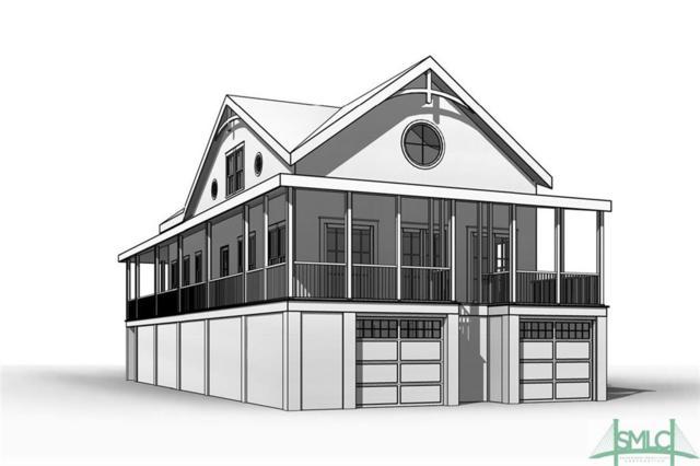 1511 Jones, Tybee Island, GA 31328 (MLS #181873) :: Coastal Savannah Homes