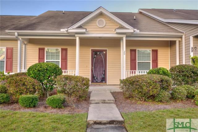 20 Quartz Way, Savannah, GA 31419 (MLS #181888) :: Coastal Savannah Homes