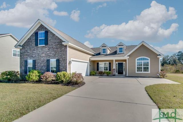 56 Belle Gate Court, Pooler, GA 31322 (MLS #181915) :: Coastal Savannah Homes