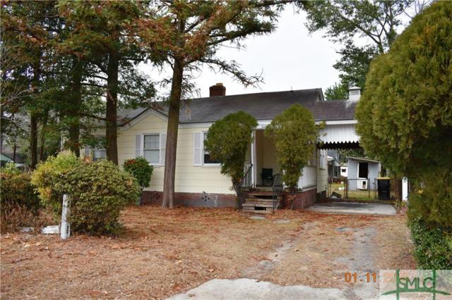 2004 Utah Street, Savannah, GA 31404 (MLS #182004) :: The Arlow Real Estate Group