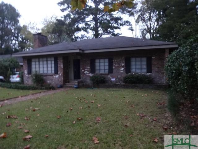 134 Columbus Drive, Savannah, GA 31405 (MLS #182017) :: Coastal Savannah Homes