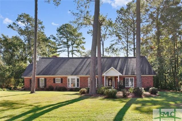 108 Terrapin Trail, Savannah, GA 31406 (MLS #182030) :: Coastal Savannah Homes