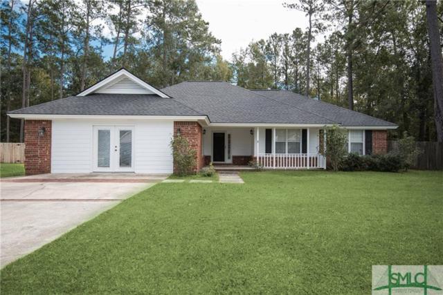 484 Greenwich Drive, Richmond Hill, GA 31324 (MLS #182075) :: Coastal Savannah Homes