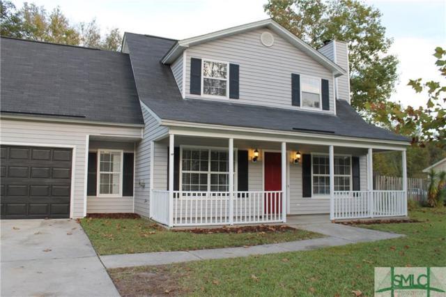 113 Cutt Off Way, Richmond Hill, GA 31324 (MLS #182079) :: Coastal Savannah Homes