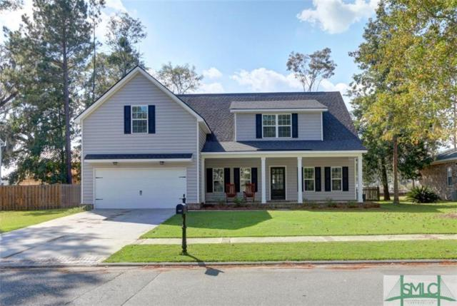 137 Mosswood Drive, Savannah, GA 31405 (MLS #182088) :: Coastal Savannah Homes