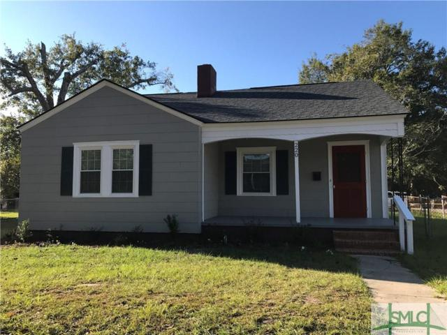 2201 E 40th Street, Savannah, GA 31404 (MLS #182099) :: McIntosh Realty Team