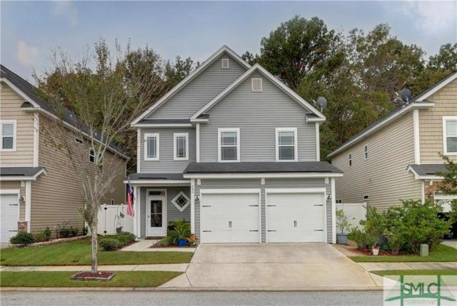 540 Summer Hill Way, Richmond Hill, GA 31324 (MLS #182118) :: Coastal Savannah Homes