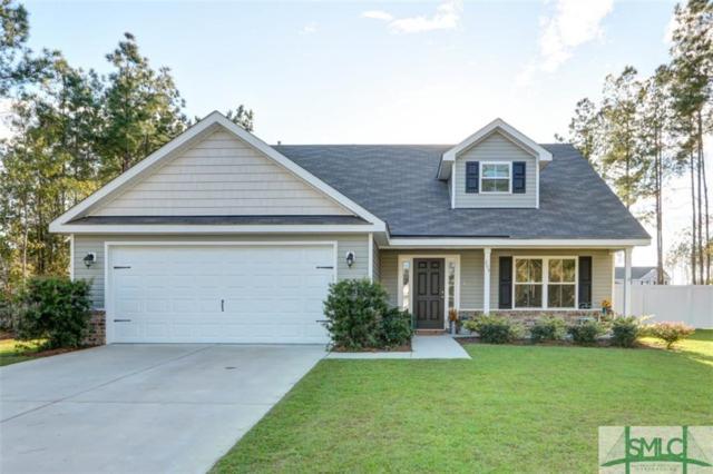 204 Beaubrook Boulevard, Springfield, GA 31329 (MLS #182144) :: Coastal Savannah Homes