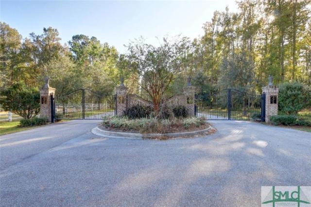 1846 Telfair Plantation Drive, Hardeeville, SC 29927 (MLS #182166) :: The Sheila Doney Team
