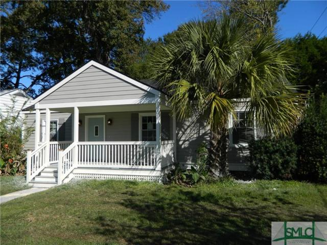 320 E 58th Street, Savannah, GA 31405 (MLS #182188) :: Coastal Savannah Homes
