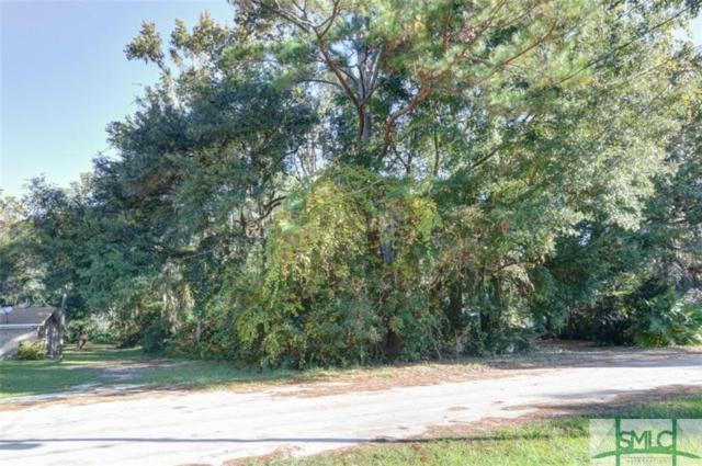 0 Blue Jay Drive, Midway, GA 31320 (MLS #182193) :: Coastal Savannah Homes