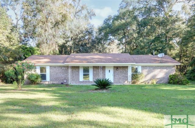 68 Blue Jay Drive, Midway, GA 31320 (MLS #182197) :: Coastal Savannah Homes