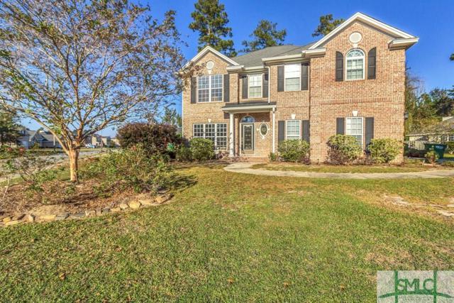 174 Steven Street, Richmond Hill, GA 31324 (MLS #182241) :: Coastal Savannah Homes