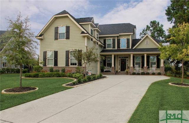 25 Dove Drake Drive, Richmond Hill, GA 31324 (MLS #182251) :: Teresa Cowart Team