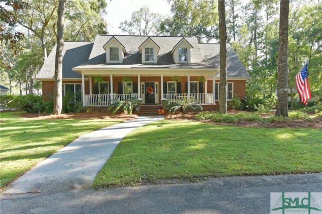 10 Netherclift Lane, Savannah, GA 31411 (MLS #182268) :: Coastal Savannah Homes