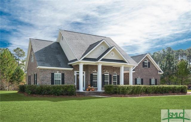 403 Brigham Drive, Richmond Hill, GA 31324 (MLS #182309) :: Coastal Savannah Homes