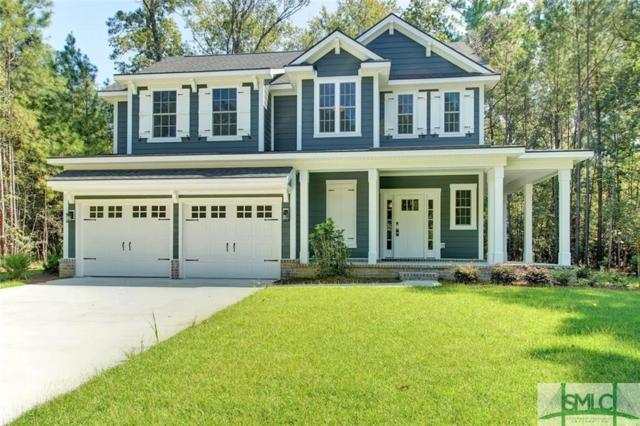 105 Linden Hill Lane, Savannah, GA 31405 (MLS #182312) :: Coastal Savannah Homes