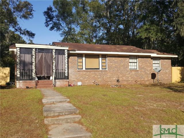 44 S Parkwood Drive, Savannah, GA 31404 (MLS #182357) :: The Arlow Real Estate Group