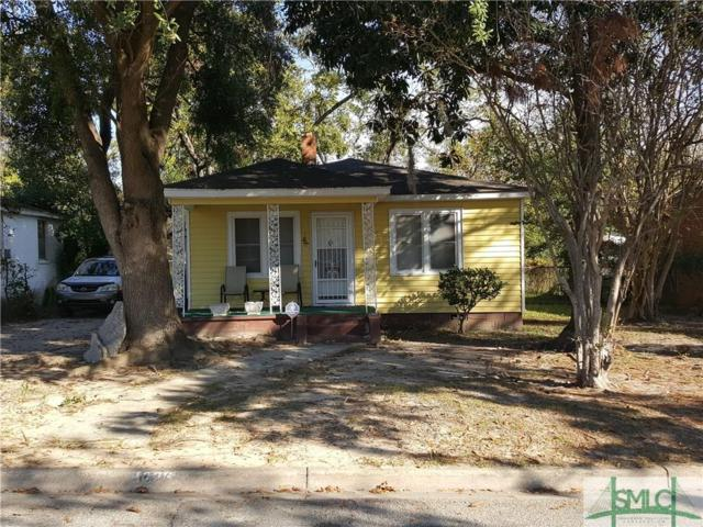 1226 W 51 St Street, Savannah, GA 31405 (MLS #182360) :: The Arlow Real Estate Group