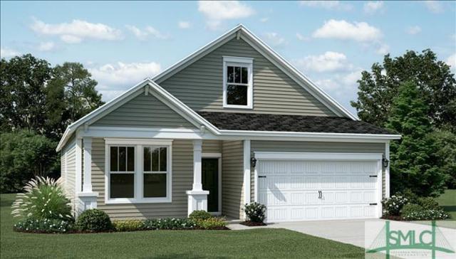 103 Tanzania Trail, Pooler, GA 31322 (MLS #182369) :: The Arlow Real Estate Group
