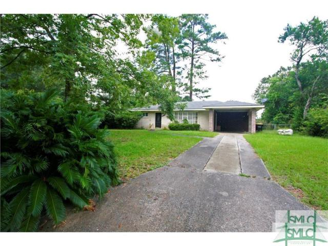 8511 Lyn Avenue, Savannah, GA 31406 (MLS #182380) :: Coastal Savannah Homes