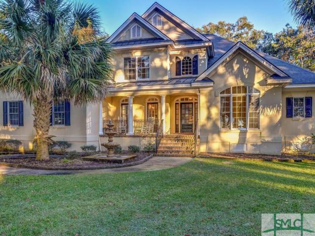 1 Canticle Lane, Savannah, GA 31411 (MLS #182422) :: Teresa Cowart Team