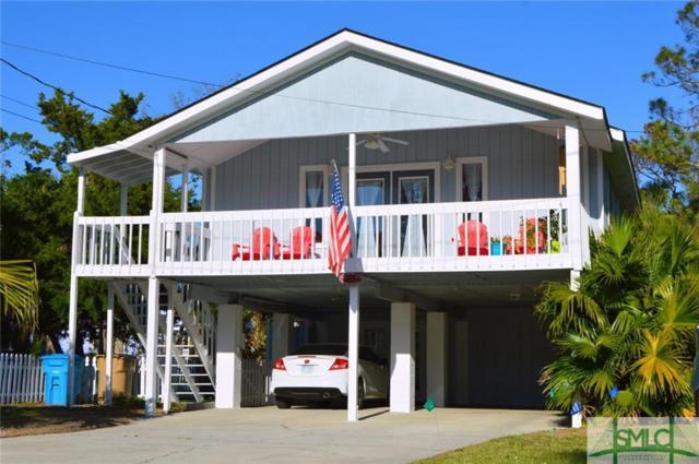 16 Bright Street, Tybee Island, GA 31328 (MLS #182437) :: Coastal Savannah Homes