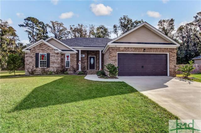 341 Brighton Woods Drive, Pooler, GA 31322 (MLS #182453) :: Coastal Savannah Homes