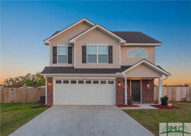 189 Oak Harvest, Midway, GA 31320 (MLS #182458) :: Coastal Savannah Homes