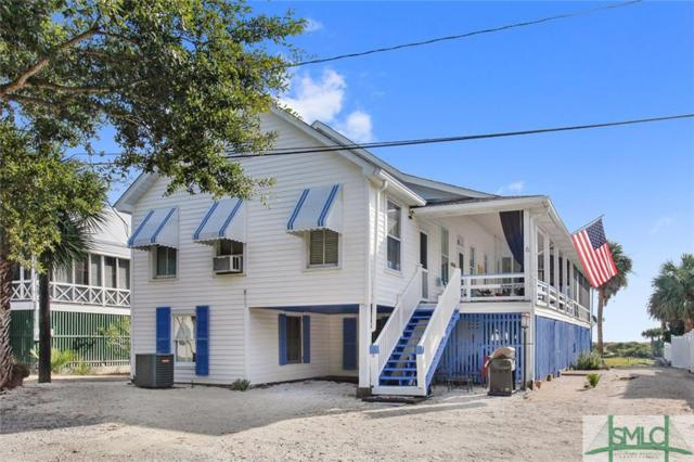 6 13th Place, Tybee Island, GA 31328 (MLS #182483) :: Coastal Savannah Homes