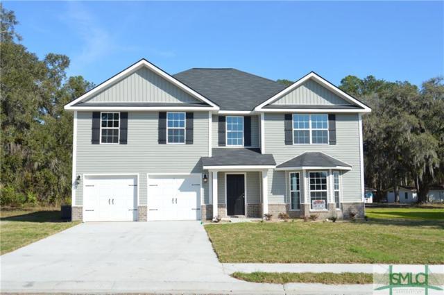 78 Maggie Lane, Allenhurst, GA 31301 (MLS #182493) :: Coastal Savannah Homes
